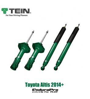 Tein Toyota Altis 2014 ZRE172 EnduraPro Plus Shock Absorbers