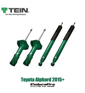 Tein Toyota Alphard 2015+ EnduraPro Plus shock absorbers