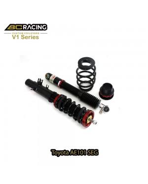 BC RACING V1-TOYOTA AE101 SEG HI LO SOFT HARD ADJUSTABLE