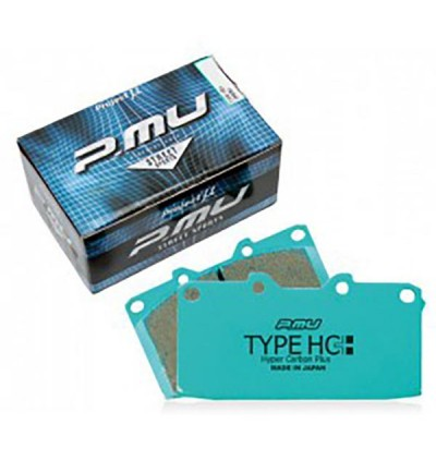 PMU HC+ Front Brake Pad F300 - Honda Civic Type R FD2R (Brembo Caliper)