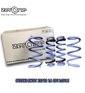 SUZUKI SWIFT 11-12 ZERONE PREMIUM BY TS SPORTS SPRING