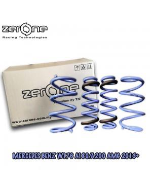 MERCEDES BENZ W176 A180 2013+ ZERONE PREMIUM BY TS SPORTS SPRING