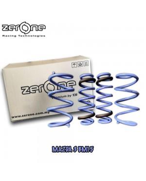 Zerone Premium Mazda 3 BM 2015+ By TS Sports Spring