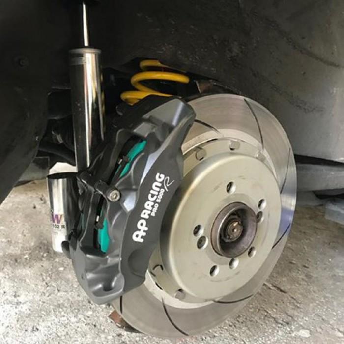 PMU Fastop Brake Pad PMA8653 for AP Racing 4-Pot Caliper