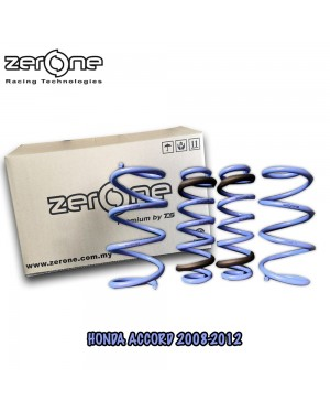 HONDA ACCORD MK8 08-12 ZERONE PREMIUM BY TS SPORTS SPRING