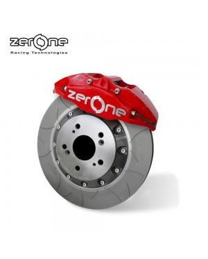 Zerone Brake Caliper Kit (Front) Big 4 Pot 330mm