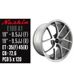 NASHIN FORGED ALUMINIUM WHEELS FOR BMW F30 3 SERIES (E108A1)