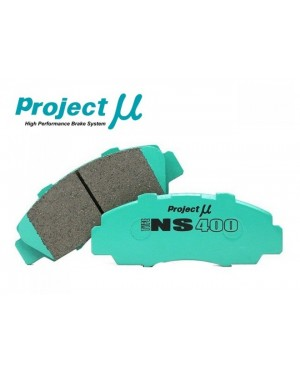 PMU NS400 Front Brake Pad PMA8156 - Honda Civic FD