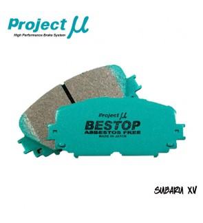 PMU Bestop Front Brake Pad F914 - Subaru XV