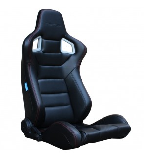 [1PC]SSCUS Sport Seat Euro PU-EXCLUDE SLIDER