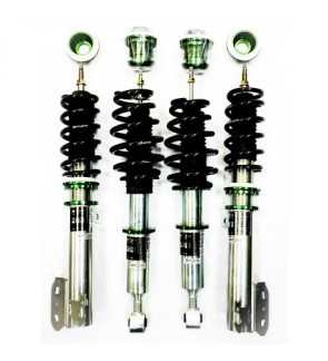 Zerone SSR550 Adjustable Suspension - Toyota Yaris / Vios NCP93 08+