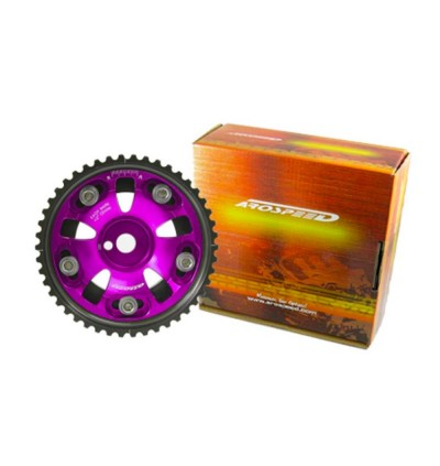 AROSPEED ADJUSTABLE CAM PULLEY - PROTON 4G13 4G15 (12-Valve)