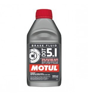 Motul DOT 5.1 Brake Fluid (500ml)