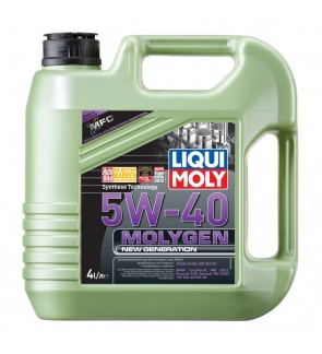 Liqui Moly Molygen New Generation 5W40 (4L)