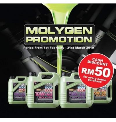 Liqui Moly Molygen New Generation 10W40 (5L)