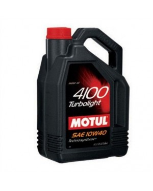 Motul 4100 Turbolight 10W40 (4L)