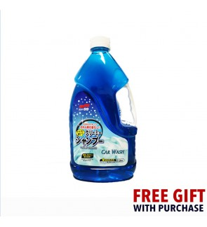Soft 99 Creamy Shampoo Car Wash (2000ml)