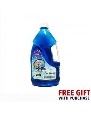 Soft 99 Creamy Shampoo Car Wash (2000ml)