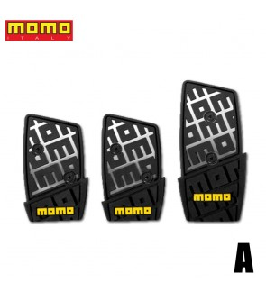 [Italy] MOMO DNA BASIC MANUAL PEDAL KIT-BLACK