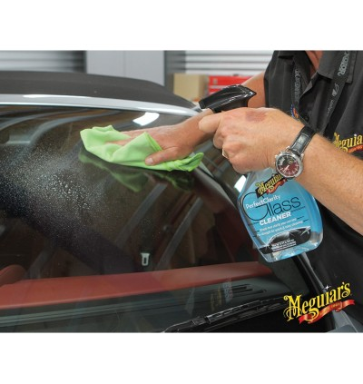 Meguiar's® Perfect Clarity™ Glass Cleaner, G8224, 24 oz., Spray