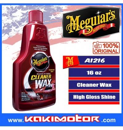 Meguiar's® Cleaner Wax, A1216, 16 oz., Liquid