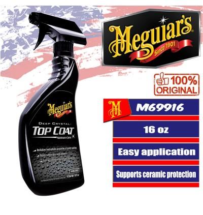 Meguiar's M69916 Deep Crystal Top Coat Maintenance Spray