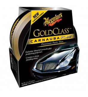 Meguiar's® Gold Class™ Carnauba Plus Premium Paste Wax, G7014J, 11 oz., Paste