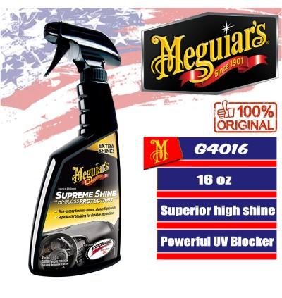 Meguiar's® Supreme Shine® Protectant, G4016, 16 oz., Spray