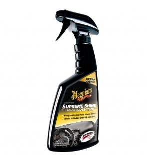 Meguiar's Supreme Shine Protectant, G4016, 16 oz., Spray