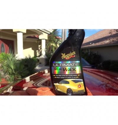 Meguiar's® Ultimate Quik Wax, G17516, 15.2 oz., Spray