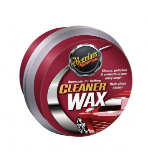 Meguiar's® Cleaner Wax, A1214, 14 oz., Paste