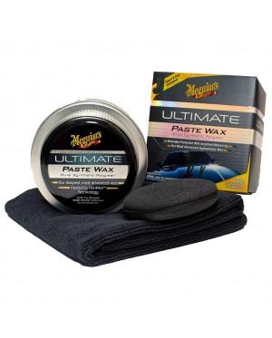 Meguiar's® Ultimate Paste Wax, G18211, 11 oz., Paste, Applicator, Towel