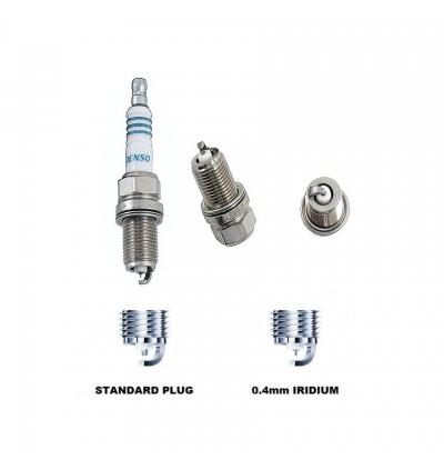 DENSO IRIDIUM POWER SPARK PLUG IXUH22I AXIA/BEZZA (4PCS)