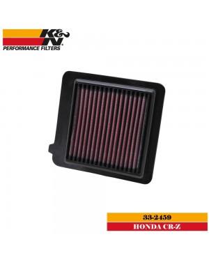 K&N 33-2459 - Honda CR-Z Replacement Drop In Filter