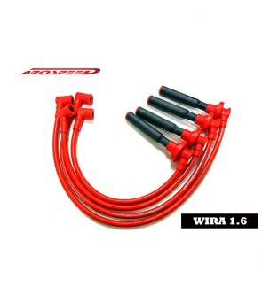 Arospeed Tri Core Plug Cable - Proton Wira 1.6/1.8 4G93 MMC