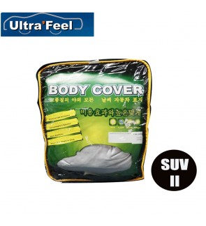 Ultrafeel Car Body Cover SUV - Land Cruiser & Similar Vehicle