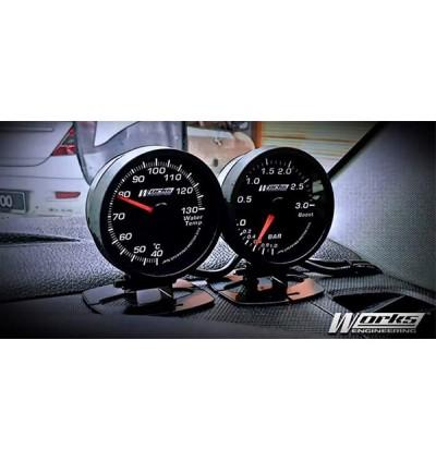Works Engineering Pro II PLUS Gauge - Exhaust Temperature