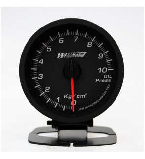 Works Engineering Pro II PLUS Gauge - Oil Pressure