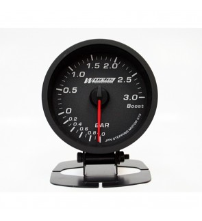 Works Engineering Pro II PLUS Gauge - Boost 3 Bar
