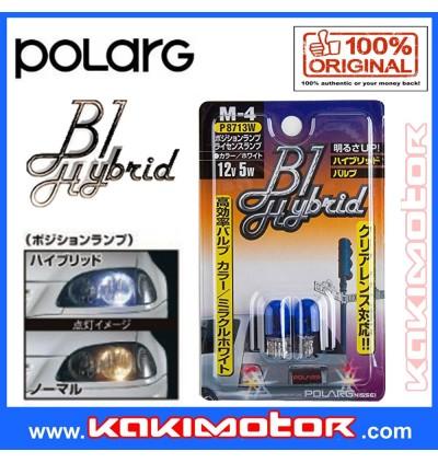 Polarg M4 B1 Hybrid Hyper White Light Bulbs T10/194