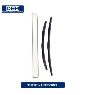 2012 Toyota Altis Hybrid Wiper 14/28