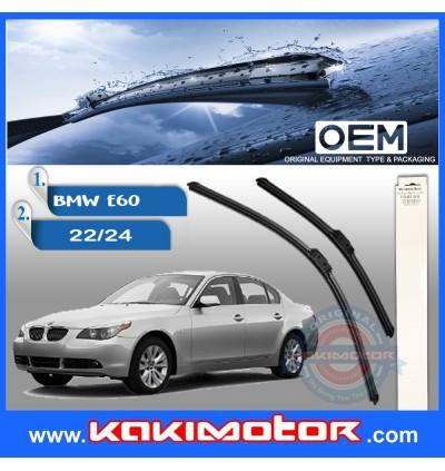 2001 BMW Soft Wiper E60 22/24