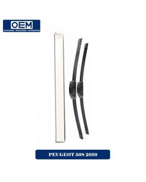 2010 Peugeot 508 Soft Wiper RH/LH 26/26