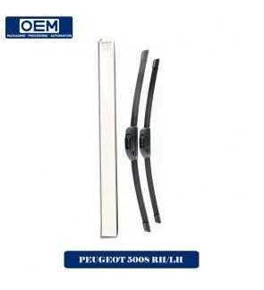 2014 Peugeot 5008 Soft Wiper RH/LH 28/32