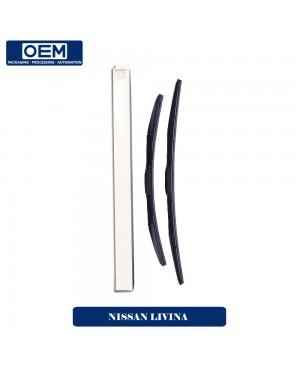 2012 Nissan Livina Hybrid Wiper 14/22