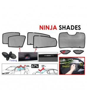 Ninja Sunshade for Honda Civic FC 2017 (5 Pcs)