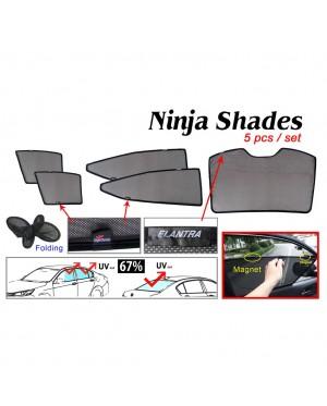 Ninja Sunshade for Elantra 2017 (5 Pcs)