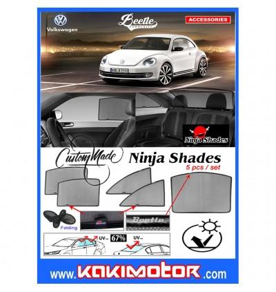 Ninja Sunshade for Beetle 2012 (5 Pcs)