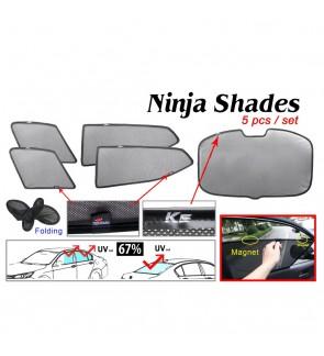 Ninja Sunshade for Kia K5 (5 Pcs)