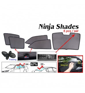 Ninja Sunshade for Altis 2016 (5 Pcs)